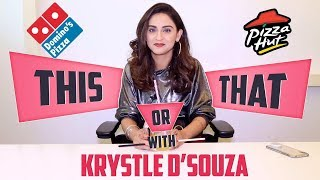 Krystle D'Souza Plays This Or That | India Forums Exclusive thumbnail