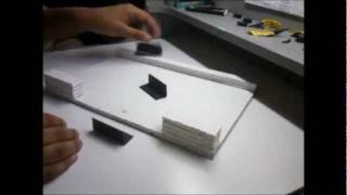 How To Make A Laptop Stand With Hard Cardboard!!!!