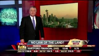 5 Minute Speech that Got Judge Napolitano Fired from Fox News