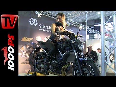 Yamaha MT-07 Zubehör by gilles.tooling 2014