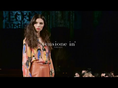 Tensione In FW/19 NYFW New York Fashion Week Powered by Art Hearts Fashion