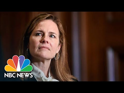 Amy Coney Barrett Senate Confirmation Hearings   Day 3   NBC News