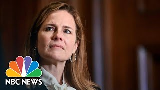 Amy Coney Barrett Senate Confirmation Hearings | Day 3 | NBC News