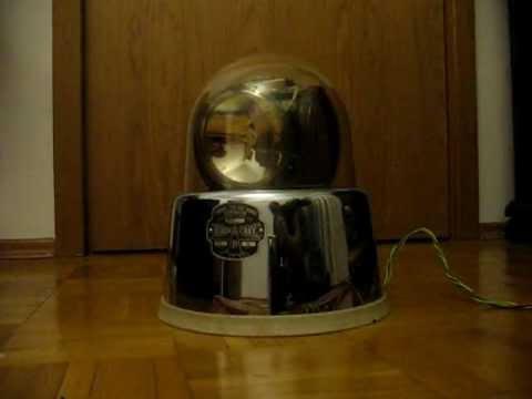 Policyjny kogut Federal Signal Corporation model 175 beacon
