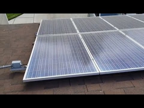 how to install solar panels on your roof
