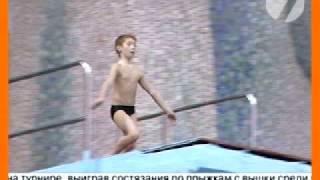 Макаров - лучший в прыжках в воду