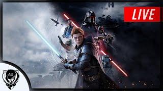 Star Wars Jedi: Fallen Order - Live Playthrough