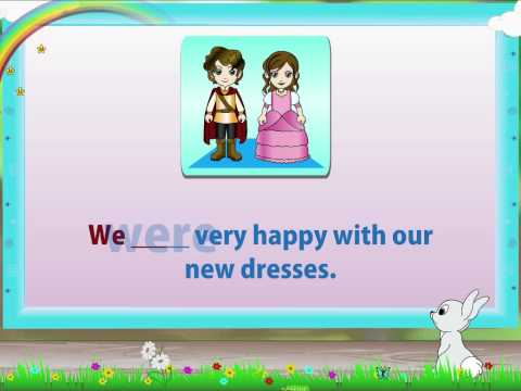 Learn Grade 2 - English Grammer - Tenses