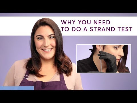 Why You Need To Do A Strand Test, And How