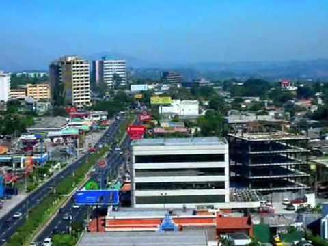 San Salvador City El Salvador