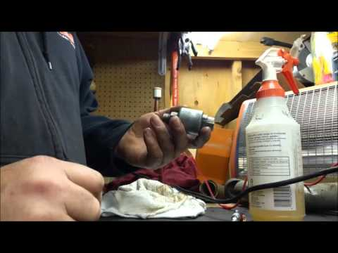 Eberspacher VW Gas Heater - BN4 Metering Pump Restoration Restore