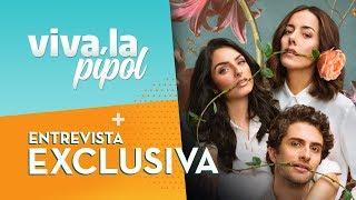 ¡EXCLUSIVO! Entrevista al elenco de La Casa de las Flores - Viva La Pipol