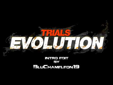 Trials Evolution - Intro Song Completed
