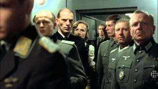 Hitler's Rant   Original Video with English Subtitles  Film = Downfall Der Untergang   HD
