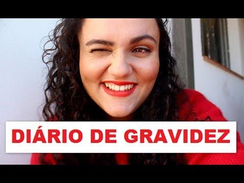 OS 3 PRIMEIROS MESES GRÁVIDA | Eláyne Oliveira
