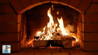 12 HOURS of Relaxing Fireplace Sounds - Burning Fireplace & Crackling Fire Sounds (NO MUSIC) #2