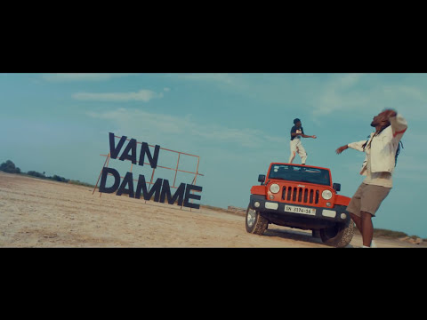Pappy Kojo - Van Damme ft. Akiti Wrowro (Official Video)
