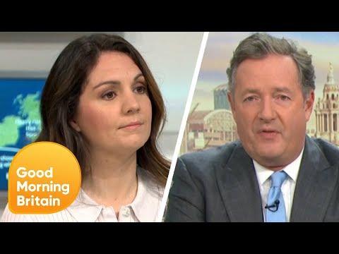 Piers Reacts to Greta Thunberg's UN Climate Summit Speech | Good Morning Britain