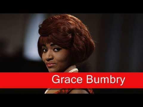 Grace Bumbry: From Mezzo-Soprano to Soprano