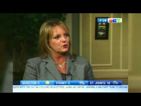 COLLEEN COLE INTERVIEW on CTV