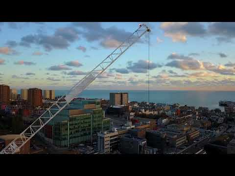 Brighton Drone Footage, Mavic Pro, 4k, CINEMATIC!!, best drone videos 2017