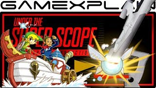 Phantom Hourglass...The WORST Zelda Game? - Under the Super Scope