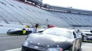 Bristol Motor Speedway: Local driver prepares for BMS Late Model race