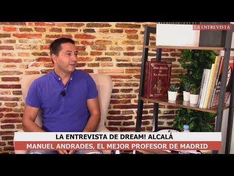 Entrevistamos al mejor profesor de la Comunidad de Madrid