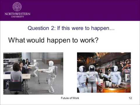 Technology and the Future of Work - Joel Mokyr