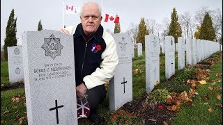 """""""I'm grateful that my son is home,"""" says father of Ottawa's Cpl. Beerenfenger"""