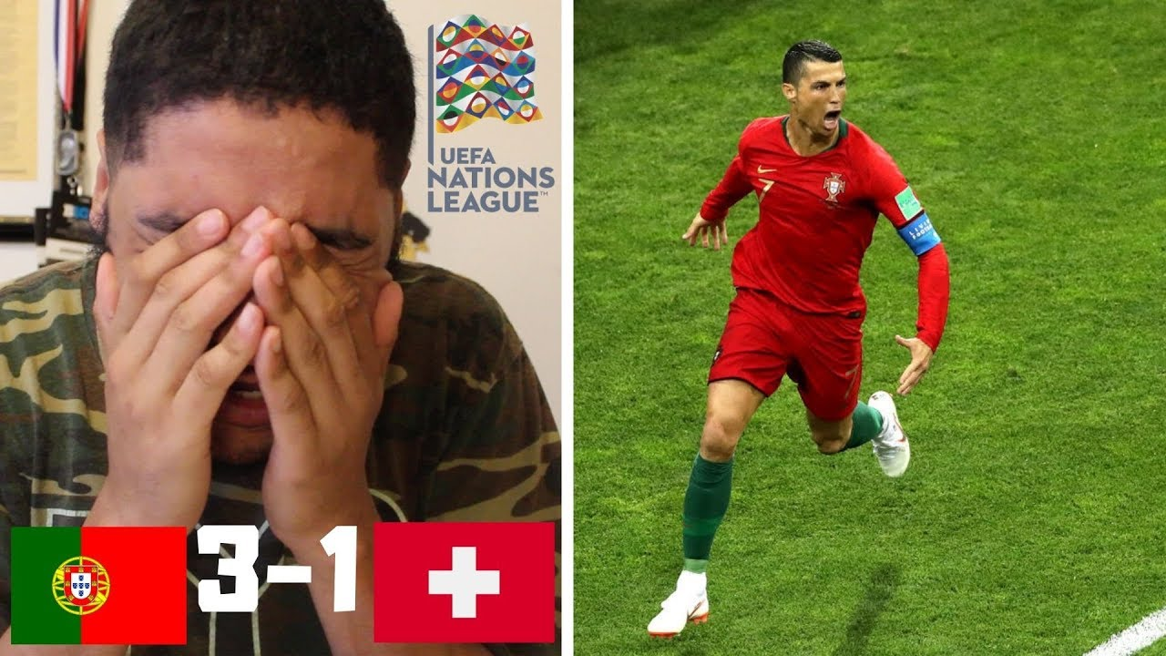 portugal vs switzerland reaction