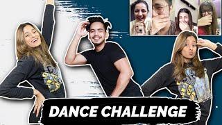 Dance Challenge by Unnati Malharkar | ARSHFAM