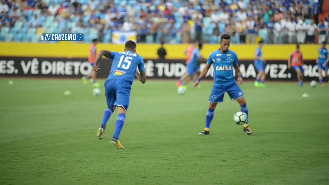 ab63a3d85f 24 09 2017 - Bastidores Atlético-GO 1 x 2 Cruzeiro - YouTube
