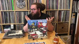 Ep 28 Culture Shock Vinyl Happy Hour finding records on sale & Norma Jean rarity & bourbon review