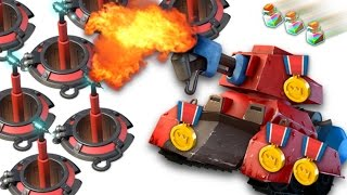 Boom Beach | UNDYING SCORCHER = NOT SO EASY?!