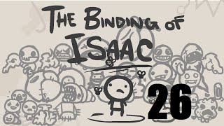 PS4 | THE BINDING OF ISAAC: REBIRTH | RUN 26 | LAZARUS & THE D4 = LUCO-LAZER VAPORISER!