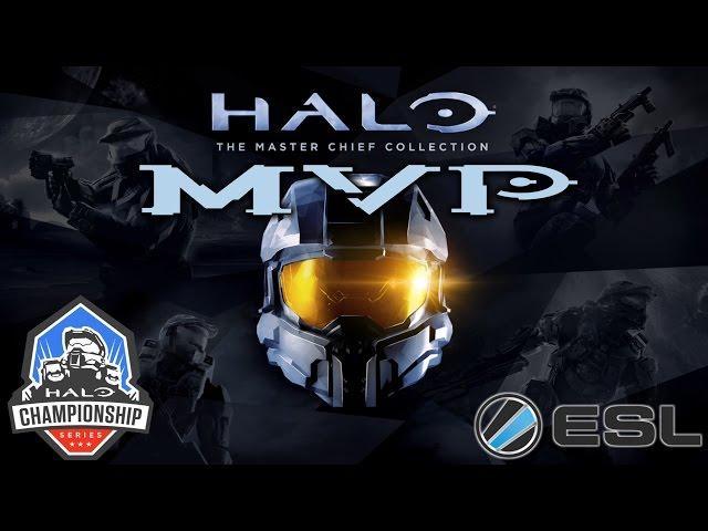 ESL Halo 2 Anniversary Team Practice Plus MVP Achievement