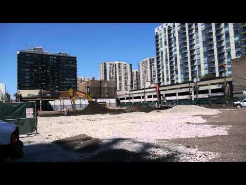 Old Town construction checkup, 1233 N Wells apartm...