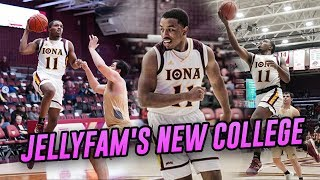 Isaiah JELLYFAM Washington Is BACK At A New College! GOES OFF In 1st Game & Brings Out Epic JELLY 🍇