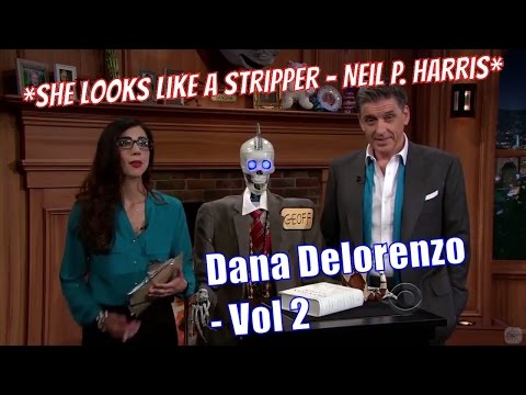 Dana Delorenzo Aka Beth The CBS Executive - Ferguson Is Agressively Flirting With Her - Vol #2