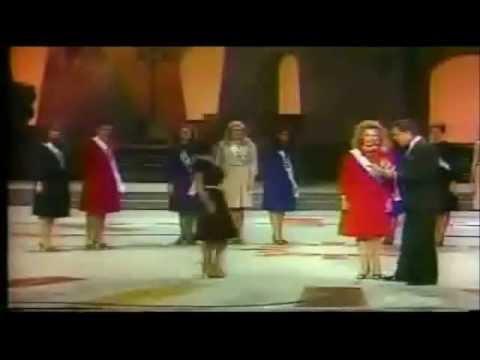 MISS UNIVERSO 1982 EN LIMA-PERÚ