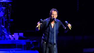 bruce springsteen little girl i want to marry you river tour new jersey 1 31 2016