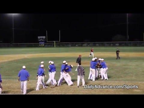 Daily Advance sports hi-lights | Albemarle Easter Tournament | Camden vs. Currituck — semifinal