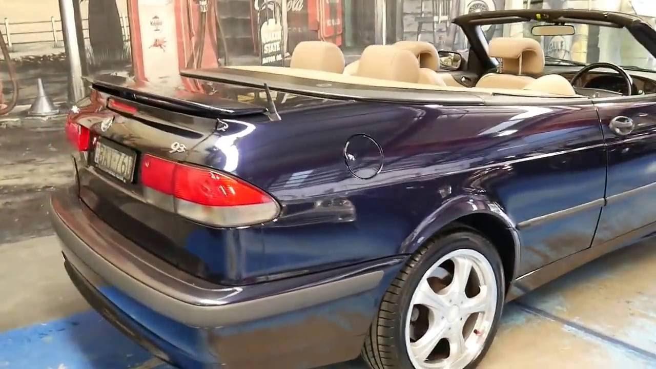 2003 Saab 9 3 Turbo My2003 Convertible
