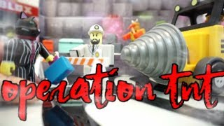 🚧 OPERATION TNT ROBLOX PLAYSET: IT'S A CATASTROPHE!!