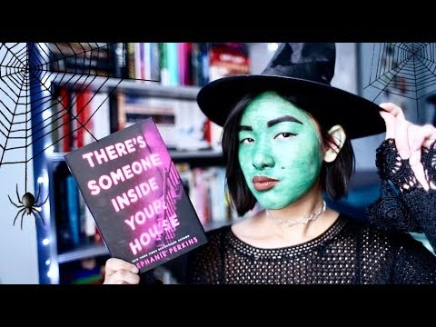 THERE'S SOMEONE INSIDE YOUR HOUSE BY STEPHANIE PERKINS 👻  SPOILER FREE REVIEW