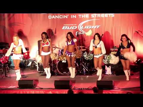 NFL 2013 NFC Pro Bowl Cheerleaders
