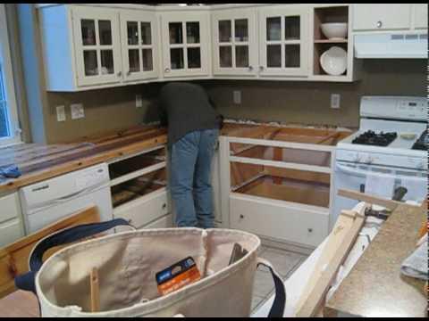 antique wood kitchen.dv