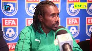 Eswatini –Sénégal: «C'est un match très important pour nous…» (Aliou Cissé)