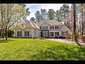Stunning French Country Dream Home in Fawn Lake - 11400 Chivalry Chase Ln